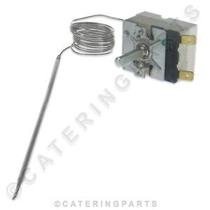 Ego 55.17059.310 Simple Phase 295 ° C Four Contrôle Thermostat 55.17052.130 SMEG