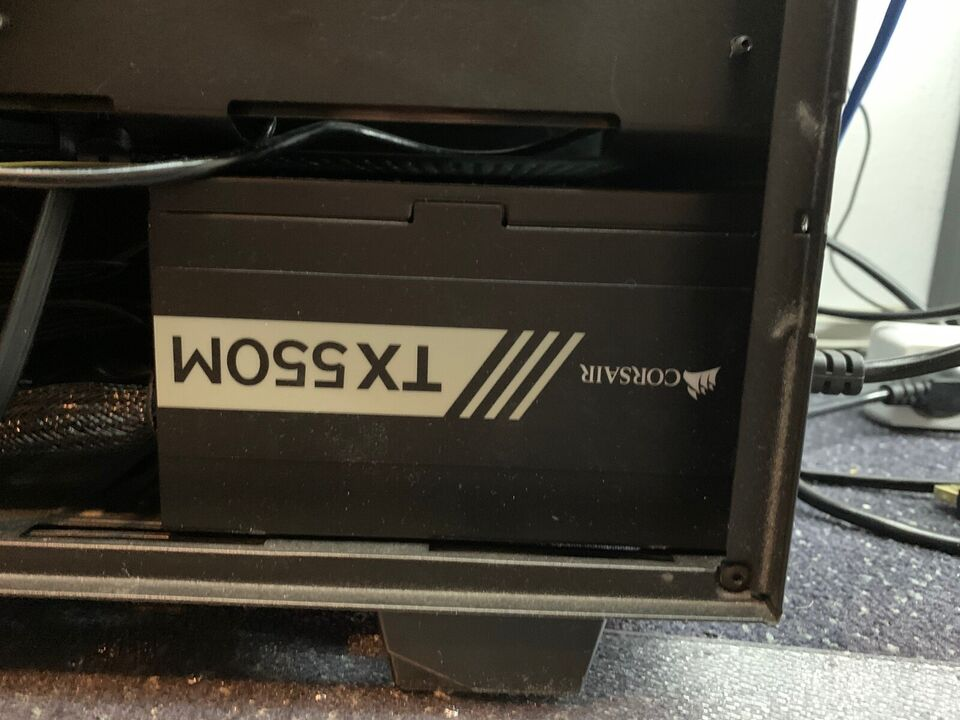 Selvbyg, i7 Vandkølet GTX 1070 E-sport, 3.9 Ghz