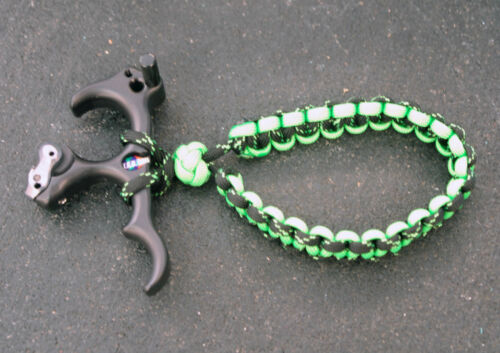 fits Stan Archery Handheld Release Strap Carter paracord FREE SHIP TruBall