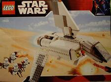 LEGOS  -  INSTRUCTION BOOK  for Lego Set 7659  Star Wars Imperial Landing Craft