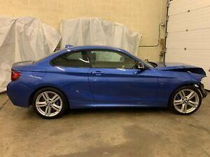 BMW M235i Auto 2015 2 Series Salvage Damaged Repairable Starts/Runs