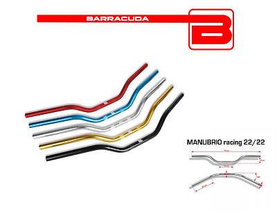 Barracuda Manubrio 22/22 Ergal Per Moto Sherco