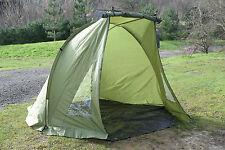 Cardine carpa Bivvy 1-2 MAN Day Shelter Tenda rapida erigere Quest Tackle