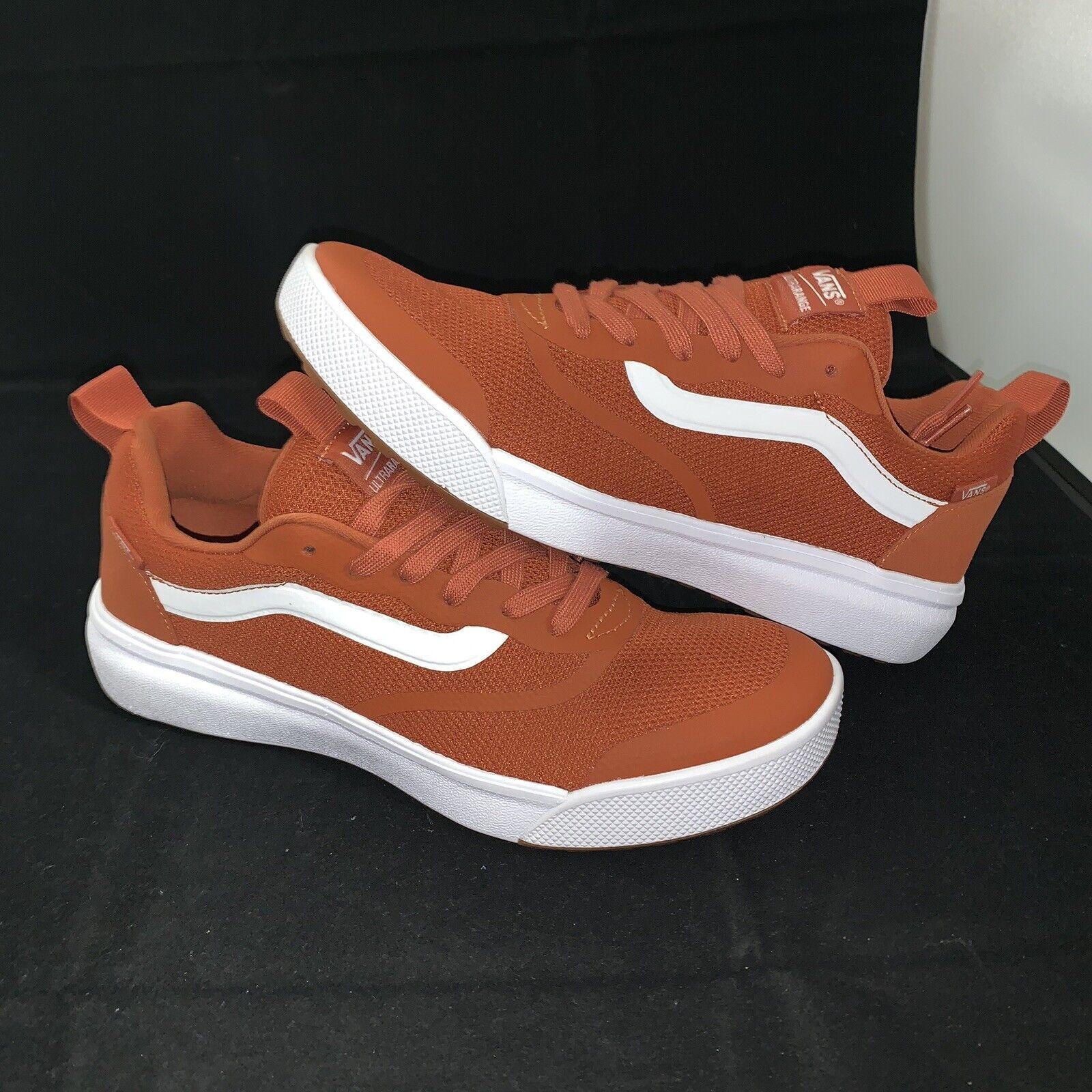Vans muestra auténtico ultrarange Rapidweld Zapatos Potters arcilla