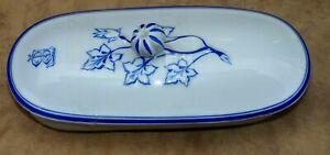 Antica-Ceramica-Firmata-Porta-Burro-XVIII-XIX-Secolo