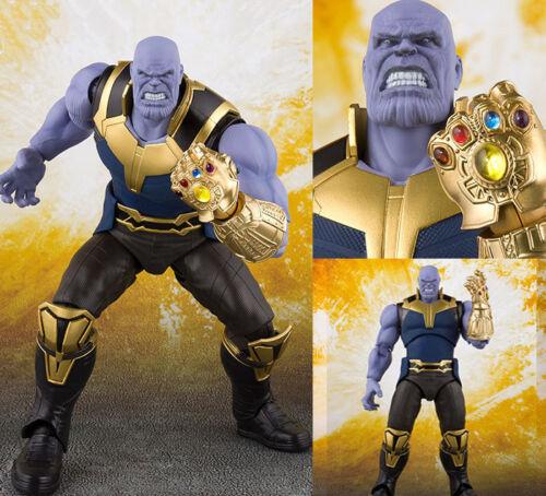 Avengers Infinity War Thanos SHF S.H.Figuarts Figure Toy Figurine Statue No Box
