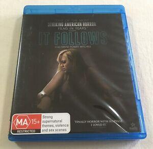 It-Follows-2014-Blu-Ray-Region-B-VGC-Maika-Monroe-Horror