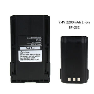 Replacement-for-Icom-BP-232-Battery-for-IC-A14-IC-F33-IC-F3011-IC-4011-Radio