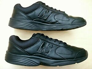 Instalación clima Química  New balance 575 V2 Negro Cuero MW577BL2 Para hombres Informales Zapatos  Caminar 12-Usado En Excelente Estado | eBay