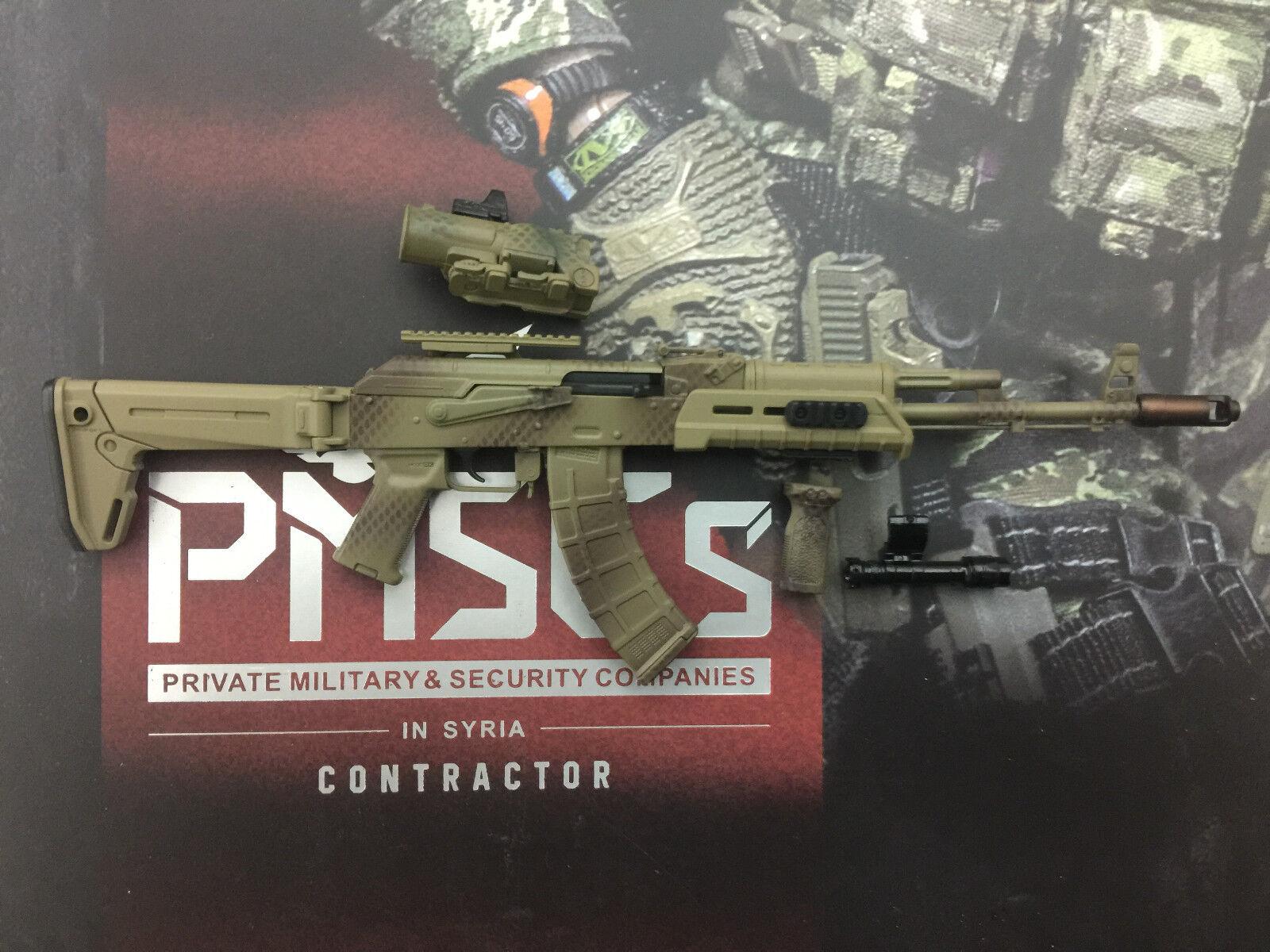 Damgiocattoli 78041 Private Contractors in Syria PMCs -  1 6th Rifle set  negozi al dettaglio