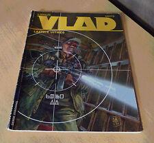 Strip VLAD Nr. 4 Laatste uitweg  Stripverhaal van Y. Swolfs en Griffo