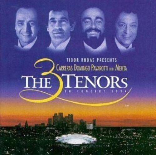 1 of 1 - The Three Tenors in Concert 1994 (CD, Aug-1994, Atlantic (Label))