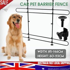Adjustable-Car-Trunk-Pet-Dog-Travel-Grill-Guard-Barrier-Secure-Safety-Fence-AU