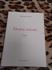 LECOQ Simone : Douce nature, poèmes - Bénévent, 2007