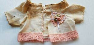 New-Jacket-IN-Shabby-Style-For-Approx-10-3-16-11-13-16in-Bears-Or-Doll
