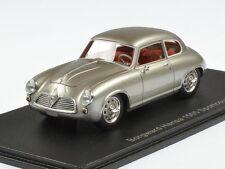 Neo Borgward 1500 Sportcoupe 1954 Silver 1:43 46210