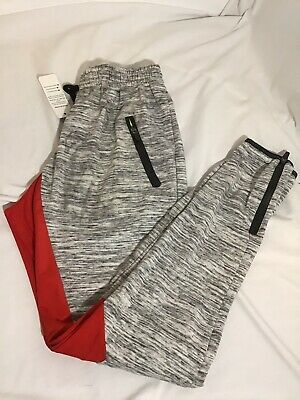 New Gym Aesthetics Liyuqi Workout Lift Pant W/zip Pockets Bodybuild Gray Medium Activewear Bottoms Clothing, Shoes & Accessories