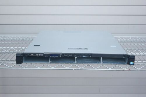 Dell Poweredge R410 2 X QUAD CORE 2.40GHZ E5620 32GB RAM 8 x 4GB QTY AVAILABLE