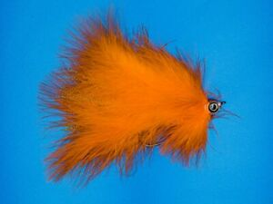 Grosser-Marabou-Hechtstreamer-orange