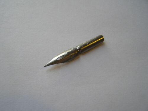 feather plume 3255 F bank of england M.Myers /& Son penna nib pluma