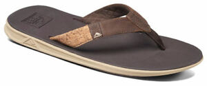 Ride Reef Sughero pelle in Flops uomo Marrone Flip Rover nwxU4AnY