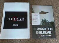 The X Files I Want To Believe Tv Show Limited Edition Art Print Mini Poster