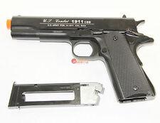 Airsoft CO2 Blowback WG 1911 Pistol Fast Magazine Full Metal