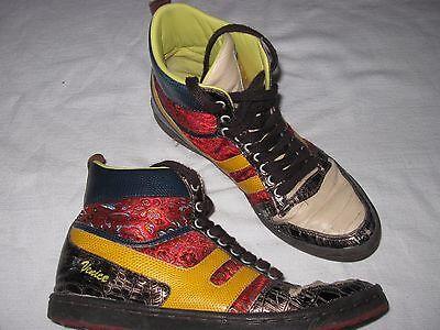 Sneaker Venice Gr. 40 hohe Schuhe Halbschuhe knöchelschuhe