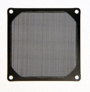 EverCool-FGF-90-M-BK-90mm-Aluminum-Mesh-Fan-Filter