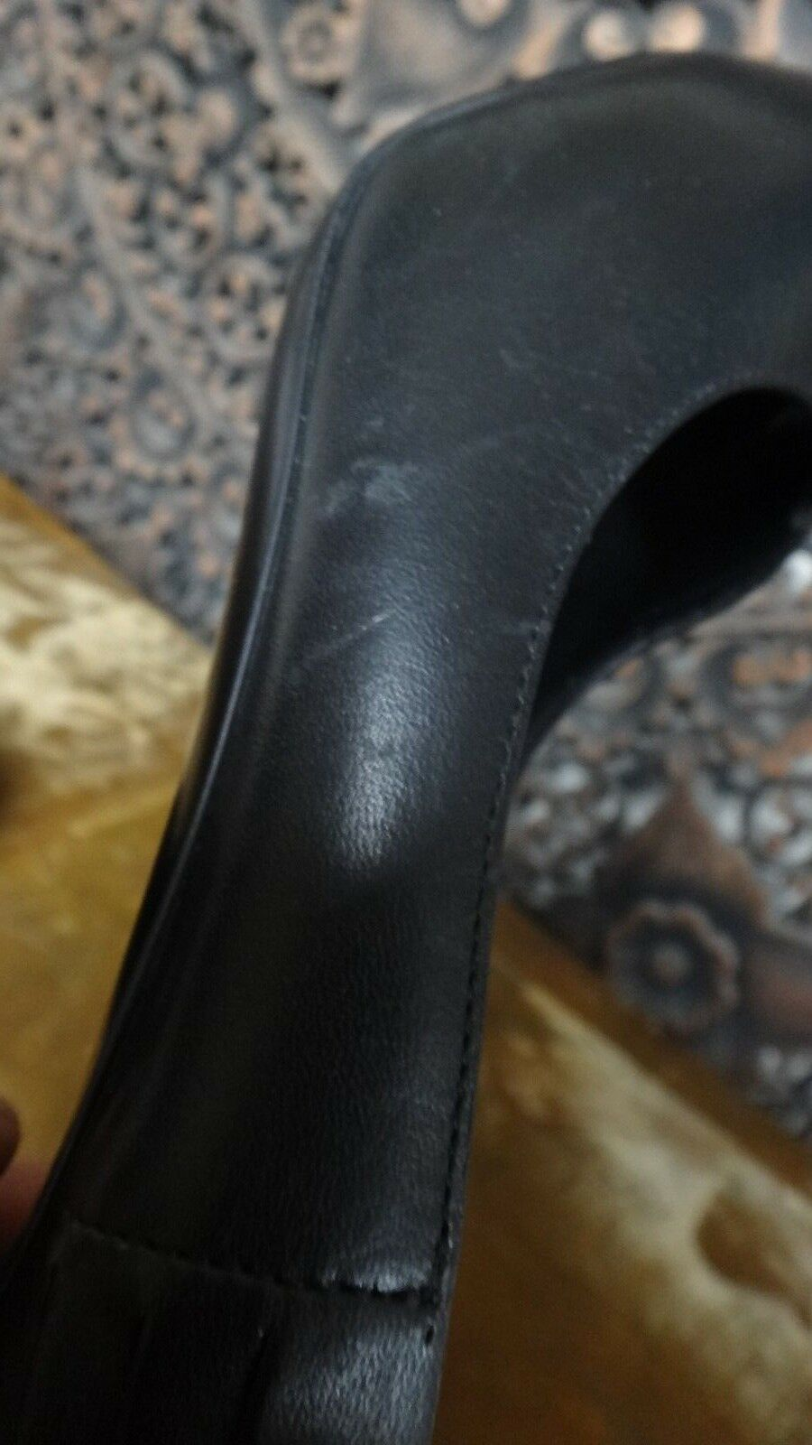BOTTEGA VENETA Stitches Pleated Platform Platform Platform Peep Toes Heels I37 76fc4e