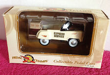 2000 Pedal Champs 1:10 Scale Express Service Pedal Car - Die Cast Metal -- NEW