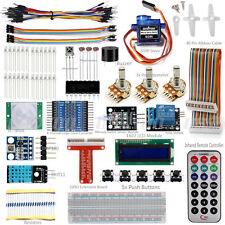 USA Raspberry Pi3 Starter Learning Kit for DIY School DIY Projects Sensors Servo