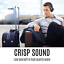 thumbnail 7 - Sony Noise Cancelling Headphones Foldable Stereo On Ear Headset MDRZX110NC New