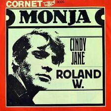 """7"""" ROLAND W. WÄCHTLER Monja / Cindy Jane CRY'N STRINGS CORNET Erstauflage! 1967"""