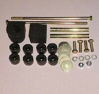 Mercedes W115 Aftermarket Sway Bar Bushing Kit Front 115 320 00 47 on Sale