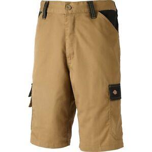 Various Sizes Dickies Everyday Multiple Pocket Work Shorts Black /& Red