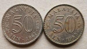 Malaysia-1967-amp-1968-50-sen-coin-A
