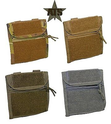 ATS Tactical Micro Admin Pouch-Multicam-Coyote-Ranger-Black-Wolf