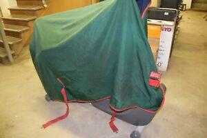 Rambo-Horsewear-Rug-Turnout-Blanket-No-Fill-Sheet-Green-78-034