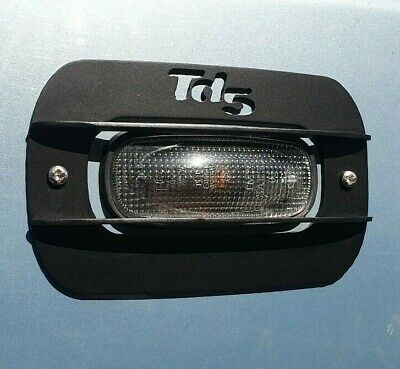 Land rover Discovery 2 Disco 2 1998-2004 side repeater//marker guards Tuff-rok