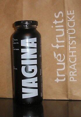 True Fruits Vagina Edition Vanille Sonder Edition Smoothie Flasche Ebay