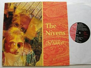 The-NIVENS-Shake-FRENCH-Orig-LP-DANCETERIA-DANLP-022-1989-Indie-rock-NEW