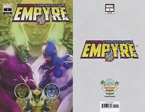 2020 Empyre #1 Marvel NM//NM Retailer Summit Variant