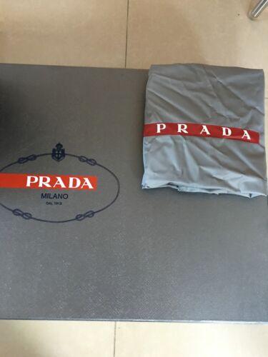 Scamosciatonero 35950 doos Prada grootte gloednieuw met tshrQCxd