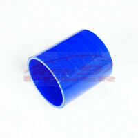 Universal Silicone Hose Straight Coupler - 2.25 Inch Inner Dia.