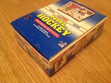 Unopened Box 36 Packs Score 1990 NHL Ice Hockey Bubblegum / Trading Cards