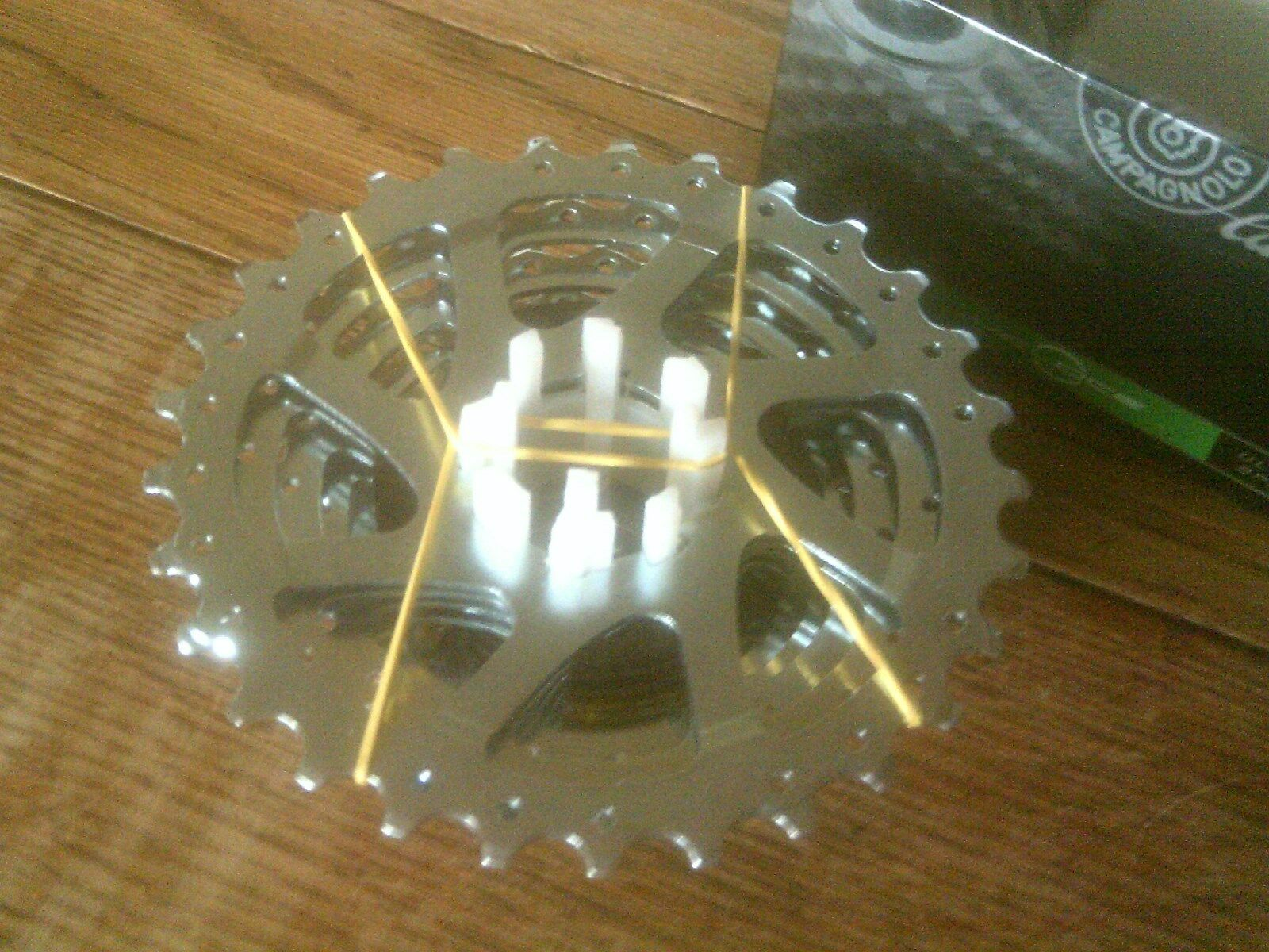 CAMPAGNOLO VELOCE UD 10 SPEED 13-29 TOOTH CASSETTE CASSETTE CASSETTE fc7ae8