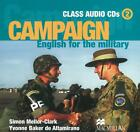Campaign 02. 3 Class Audio-CDs (2005)