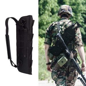 US-Tactical-Shotgun-Scabbard-Bag-Molle-Rifle-Shoulder-Sling-Case-Padded-Holster