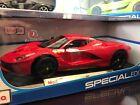 Maisto 1:18 Scale Special Edition Diecast Model Car - Ferrari LaFerrari (Red)